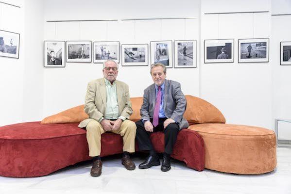 Luciano García y Manuel Galiana
