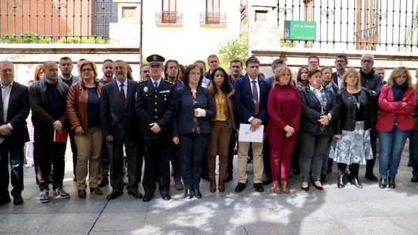 Concentración silenciosa en Almería por la última muerte machista en Albox
