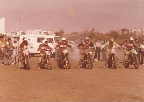 Motocross. Gádor