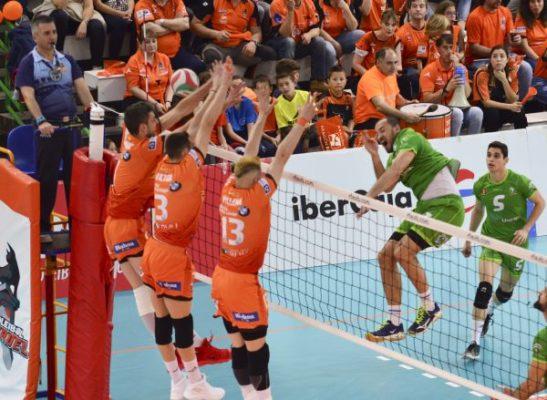 Unicaja Almería-Teruel. Final 18