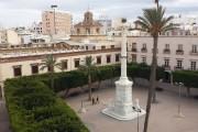 Colectivos de Almería tomarán la Plaza Vieja el sábado para exigir respeto a los árboles y al patrimonio histórico