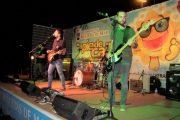 La banda almeriense Solonadie presentó temas de su disco 'Reset' en Roquetas