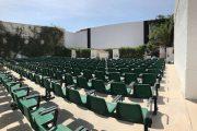 Los cines de verano de Aguadulce adelantan las proyecciones a las 21.30 horas