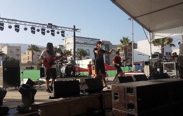 The Juergas Rock Festival abre su sexta edición con una maratoniana fiesta de bienvenida