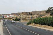 Fomento cede a Huércal de Almería la titularidad de un tramo de la carretera N-340A