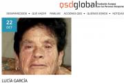 Se reanuda la búsqueda de una mujer con alzhéimer desaparecida en octubre de 2016 en Turre