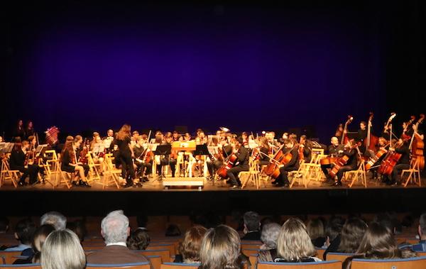 La Orquesta Joven de Almería busca instrumentistas entre los músicos ejidenses