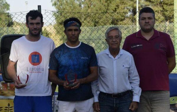 Quino Muñoz gana el Memorial Ángel Alfonso de Albox