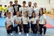 Trece deportistas de la Escuela Municipal de taekwondo competirán en la Supercopa de Andalucía