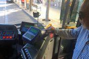 Entran en servicio los transbordos gratuitos para los usuarios de buses urbanos en Almería