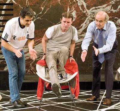 El Teatro Auditorio de Roquetas estrena el otoño con la comedia teatral 'Toc Toc'