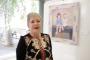 La obra de Aurelia Ramón invita a soñar en color desde el Espacio de Mujeres de Almería