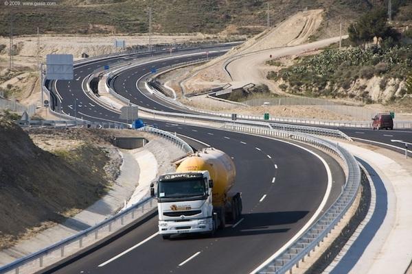 A licitación las obras del tramo El Cucador-La Concepción de la autovía del Almanzora