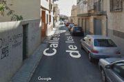Detienen a tres personas con 7 kilos de marihuana y una pistola en una vivienda del barrio de Los Molinos