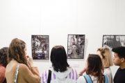Los fotógrafos sueñan con los paisajes de Almería en la exposición del VI Concurso Internacional de FICAL