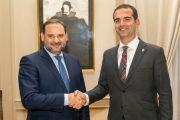 El ministro de Fomento confirma 2023 para el soterramiento y la llegada del AVE a Almería