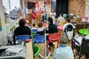 Música, teatro, cuentacuentos y actividades lúdicas llenan los programas navideños de los hospitales de Almería