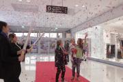 El Centro Comercial Torrecárdenas de Almería celebra la llegada de su cliente un millón