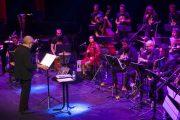 Jazz, flamenco y clásico dialogan en el último concierto de la Clasijazz Big Band en el 'Maestro Padilla'