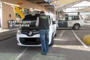 Recuperan en el puerto de Almería tres vehículos robados en Francia y Madrid antes de embarcar para Marruecos