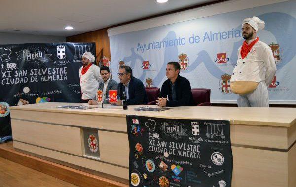 La San Silvestre de Almería busca superar los 2.000 inscritos
