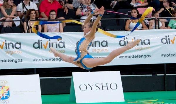 Valeria Márquez compite en Egipto en su debut internacional