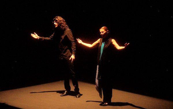 Sara Baras transmite emoción y arte al público de Roquetas con su espectáculo 'Sombras'