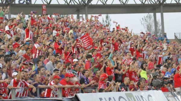 Promoción especial para los próximos partidos del Almería en casa