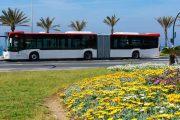 La nueva línea 19 conecta el centro de Almería con la Universidad en 15 minutos cada media hora