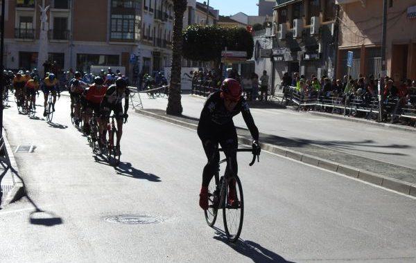 Fran García Rus gana la carrera del cochinillo de Huércal-Overa