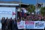 Paros parciales en las centrales de Endesa en Huércal y Carboneras contra la externalización de servicios