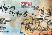 Una 'desbandá' de mujeres se sube al escenario de la EMMA de Almería