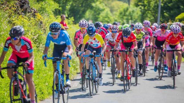 El ciclismo femenino se cita en el Bajo Andarax