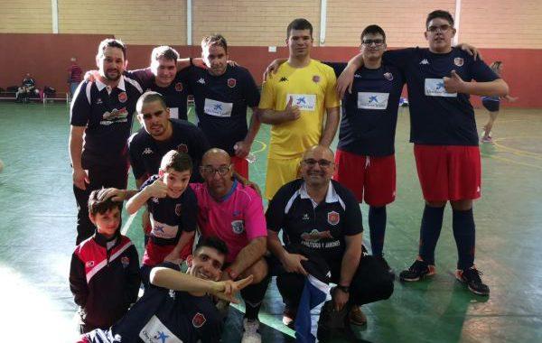 Abdera Fenicia, subcampeón de Andalucía de fútbol sala