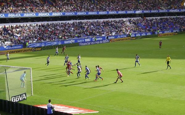 El Deportivo de La Coruña, próximo rival del Almería