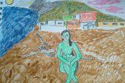 'Cabo de Gata al desnudo', próxima exposición de dibujos en Galería del Mar de Las Negras