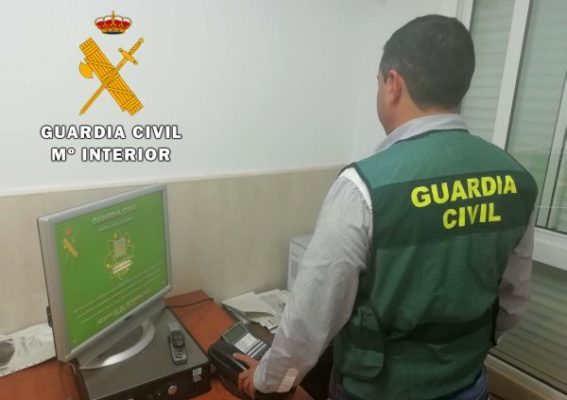 Guardia Civil San Isidro