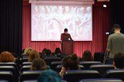 La poesía salta de los libros al arte visual a través de unas jornadas celebradas en la UAL