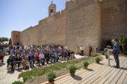 La Alcazaba de Almería, escenario de la entrega de los Premios Andalucía de Gastronomía
