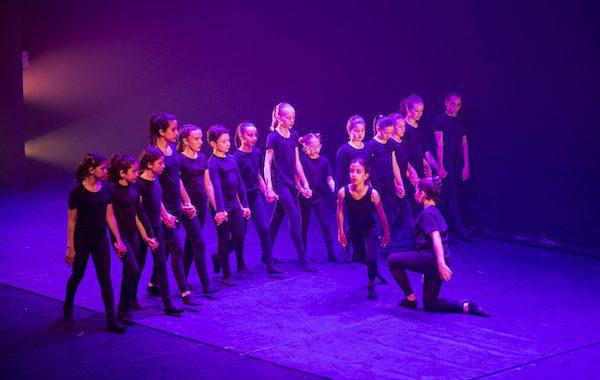 'Little Ballet' hace de la asociación Clasijazz