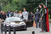 Todos los coches de los superhéroes de Marvel