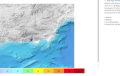 Registrados terremotos en Adra y Berja de 2,2 y 2,7 grados respectivamente