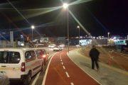 Reabierta al tráfico la N-340 en el tramo de Cuesta de los Callejones, en Huércal de Almería