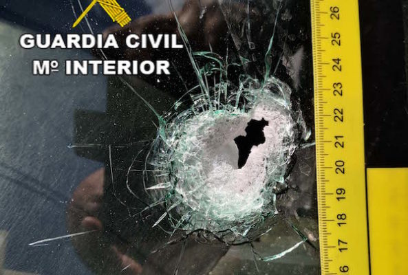 Detenido un joven de 21 años en Huércal Overa por intento de homicidio