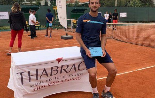 Javi Barranco alcanza en Túnez su tercera final del año