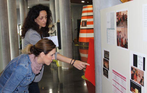 Una exposición recorre los 30 años de vida de la Muestra de Teatro Aficionado de El Ejido