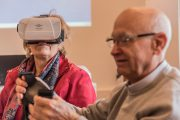 Centros Guadalinfo preparan a los mayores de Almería en envejecimiento activo con las TIC