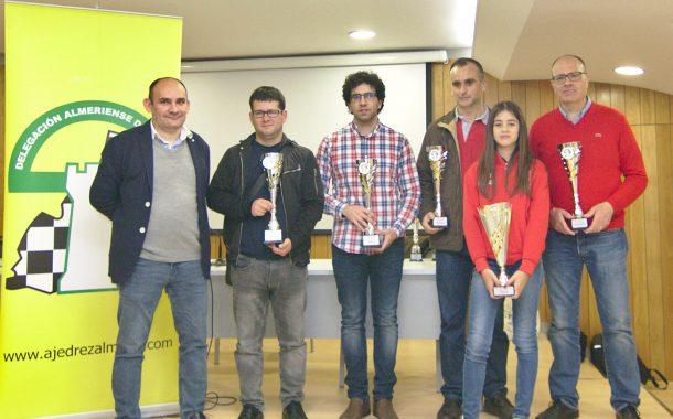 Savins Puertas y Aitana Portero, campeones provinciales de ajedrez