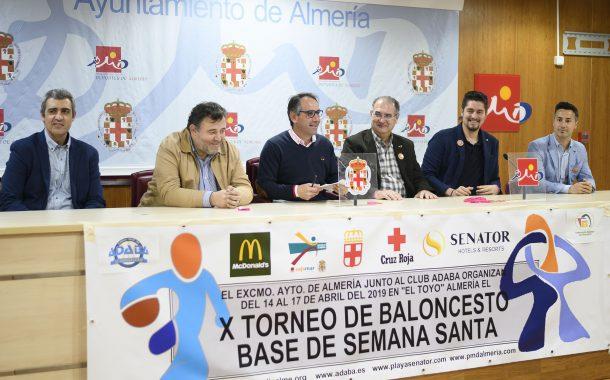 Más de 1.000 jugadores compiten en el X Torneo de Semana Santa Adaba