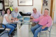 La Escuela del Mármol de Fines, protagonista en la revista europea 'Naturstein Online'